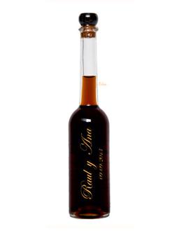 Mini botellitas de vino estilo clasico para bodas, regalos originales de Bodegas Andrade en Huelva