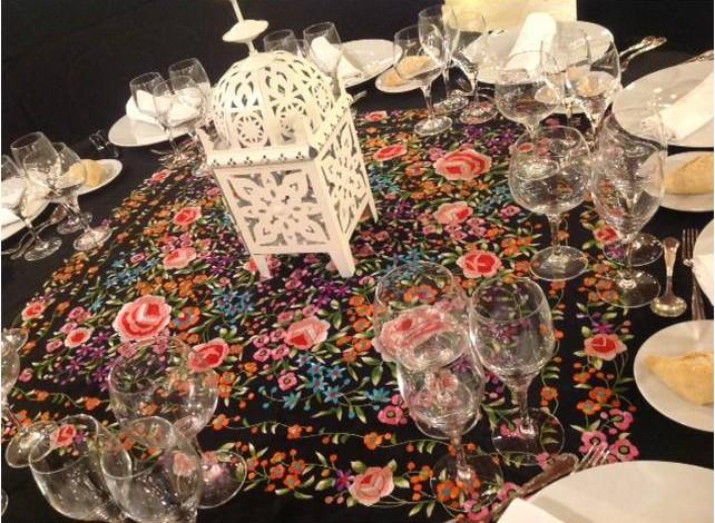 Detalles decorativos para eventos