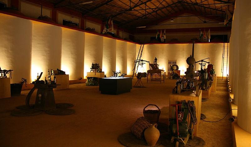 Salón de exposición