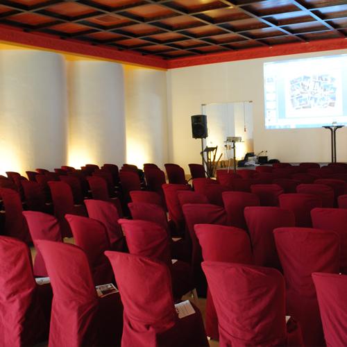 Celebracion de congresos en Huelva