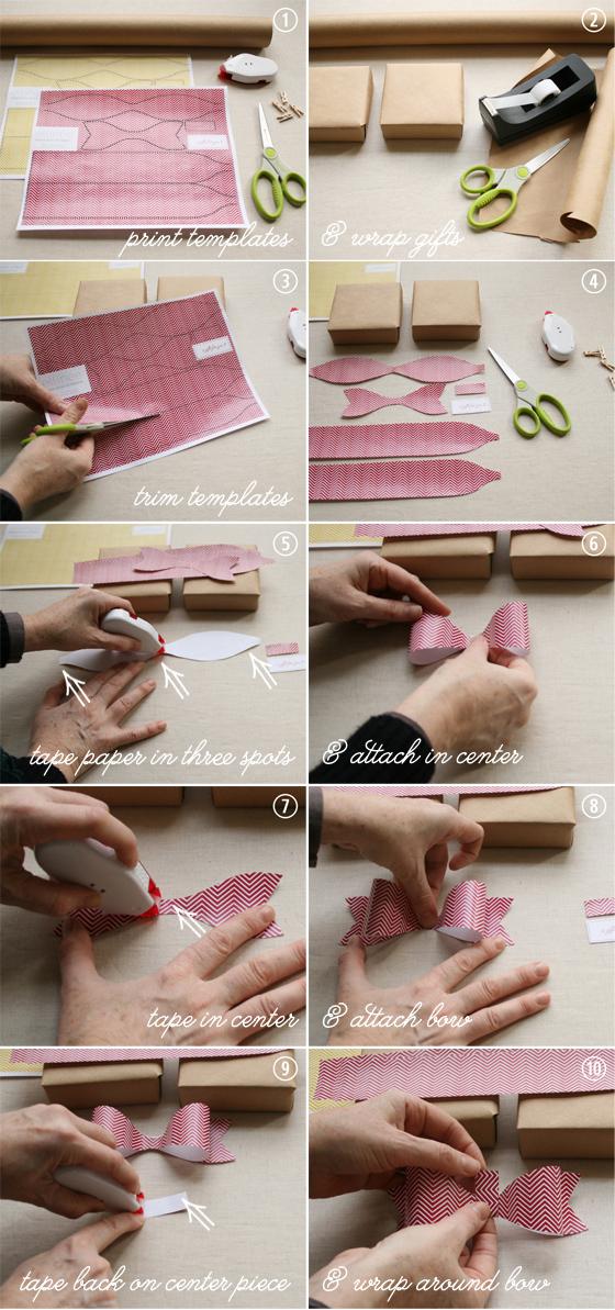 Tutorial para crear lazos como detalle de boda con los que decorar los regalos para invitados. Una idea muy económica y divertida.