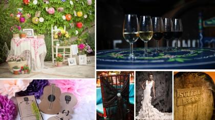 Recuerdos para bodas con un toque flamenco, si te vas a casar, no te olvides de incluirlos.