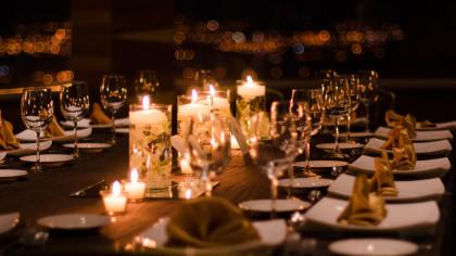 Iluminacion en Navidad para salones, si vas a celebrar un evento en estas fechas, no te pierdas estos consejos e ideas