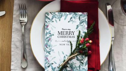 Cómo decorar salones para celebrar un evento especial en Navidad