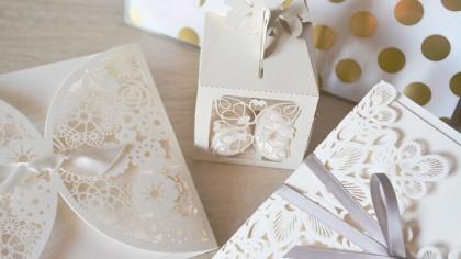 Etiquetas originales para regalos de boda, algunas ideas y ejemplos
