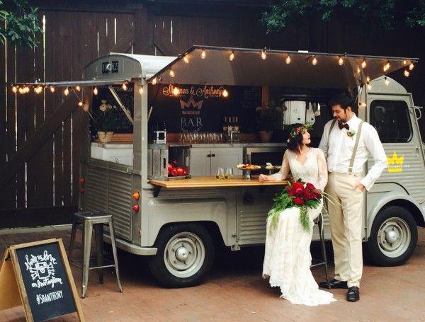Food Trucks en bodas 2019