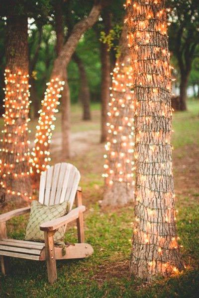 Iluminacion de bodas segun tendencias 2019