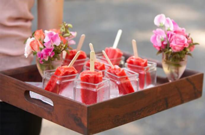 Polos artesanales para bodas, una de las delicias que más triunfan por su creatividad