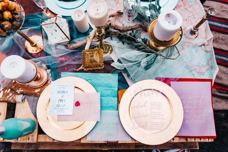 bodegas andrade mesas banquete 5